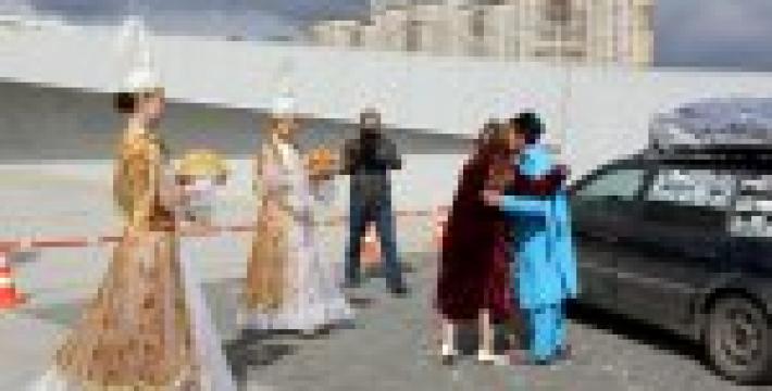 Марш Мира и Согласия «Путь к Истокам-2014» подвел итоги в Астане