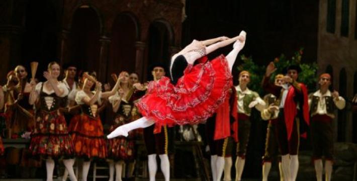 III Международный фестиваль балета в Кремле
