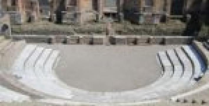 На раскопках Помпеи планируются оперные постановки