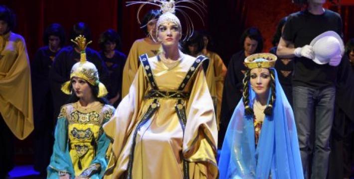 Мюзикл «Загадка Турандот» — премьера Театра Владимира Назарова