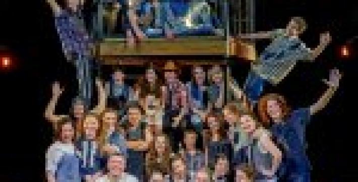 Звезды поздравят с 25-летним юбилеем Детский музыкальный театр юного актера