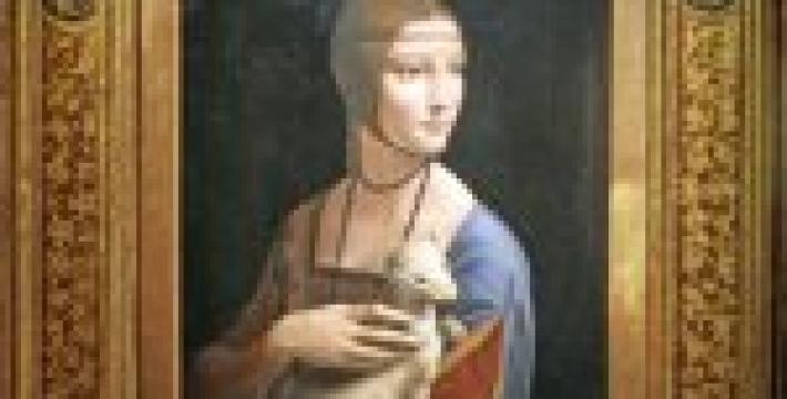 Исследователь обнаружил под картиной Леонардо да Винчи еще два слоя
