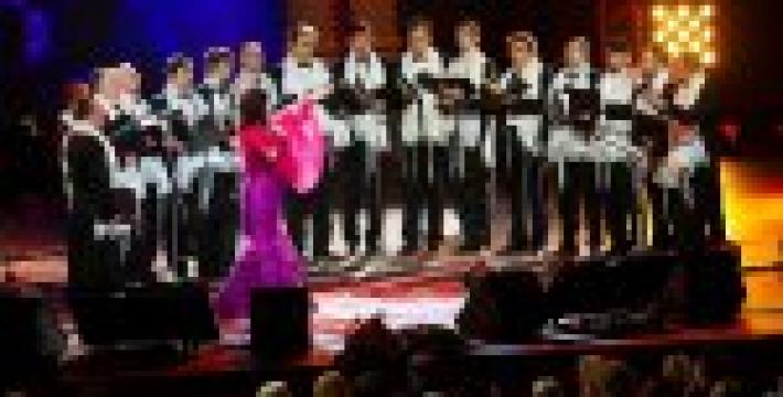 Юбилейный  концерт Московской Мужской Еврейской Капеллы