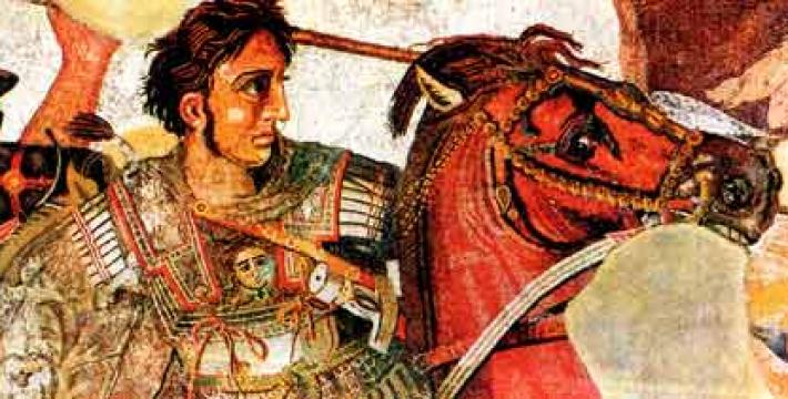 В греческом музее оцифруют жизнь Александра Македонского
