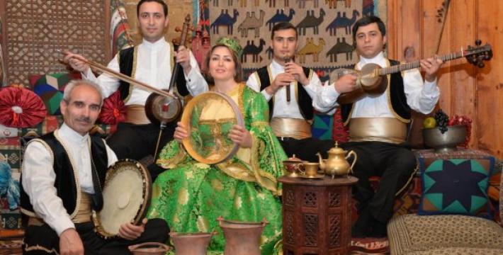 «Музыкальные культуры мира» на концертных площадках Москвы