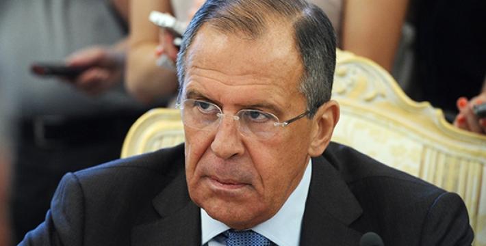 Сергей Лавров: причина украинского кризиса — следствие шагов Запада
