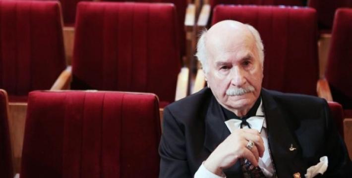 Владимир Зельдин отметит 100-летний юбилей