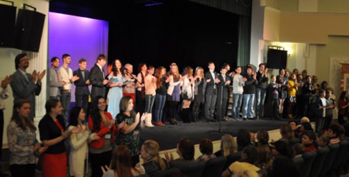Стартовал международный фестиваль молодёжных театров «Виват, театр!»