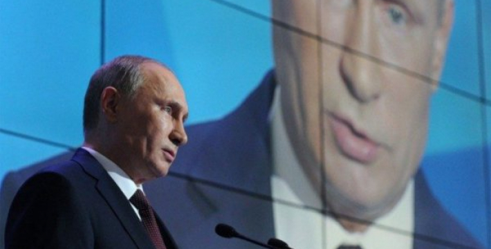 12 самых ярких цитат Владимира Путина с форума «Валдай»