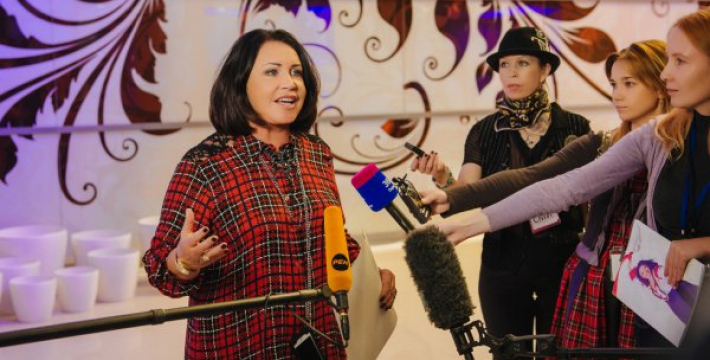 Надежда Бабкина открыла в Москве новое здание театра «Русская песня»