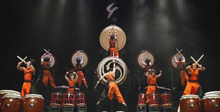 Шоу японских барабанщиков «YAMATO» («Ямато»)