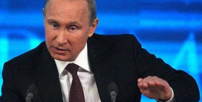 Владимир Путин: в падении цен на нефть виновата политика ряда стран