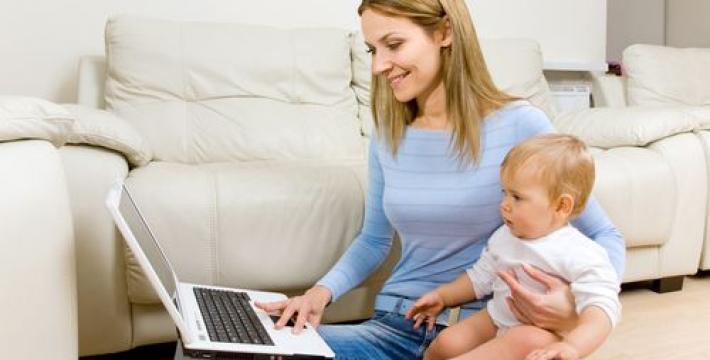 Молодые мамы будут получать образование вне конкурса