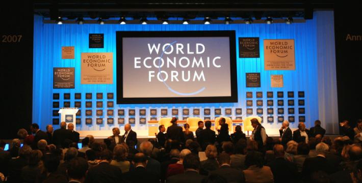 Президент России отказался от участия в Давосском форуме