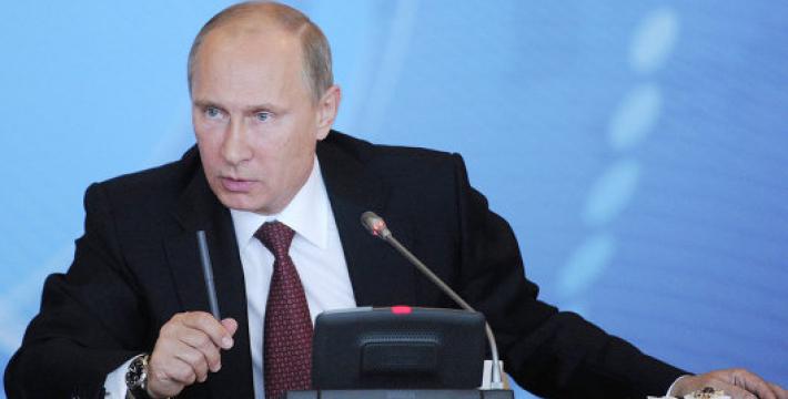 Президент России потребовал выполнения майских указов 2012 года