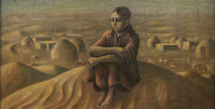 В Москве, Государственном музее Востока, откроется выставка туркменских художников