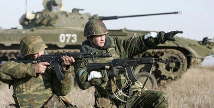 Армия россии заняла