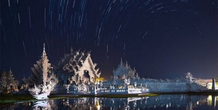 Храм Wat Rong Khun в Таиланде — сказочное чудо xx века