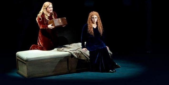 В Москве состоялась премьера драмы Вагнера «Тристан и Изольда» — поэмы о любви и смерти
