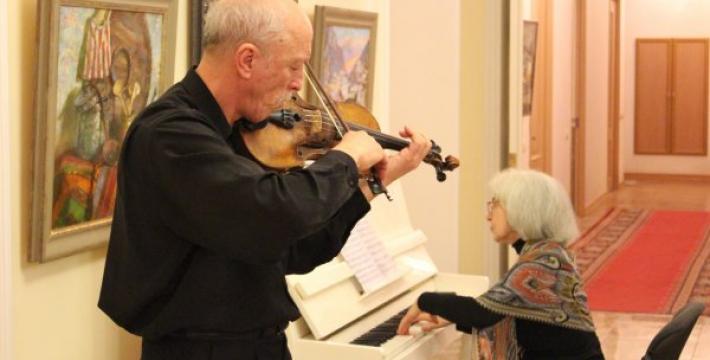 В Постпредстве Дагестана прошел вечер классической музыки