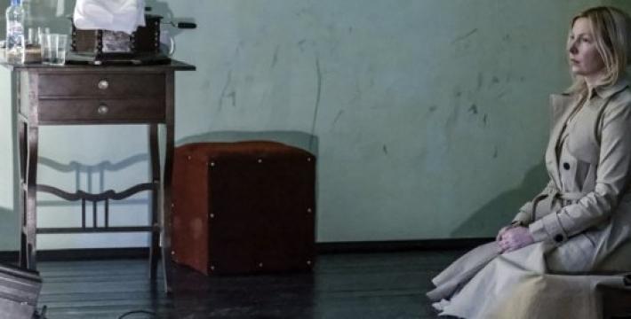 Премьера спектакля «Обещание на рассвете» в Театре имени Пушкина