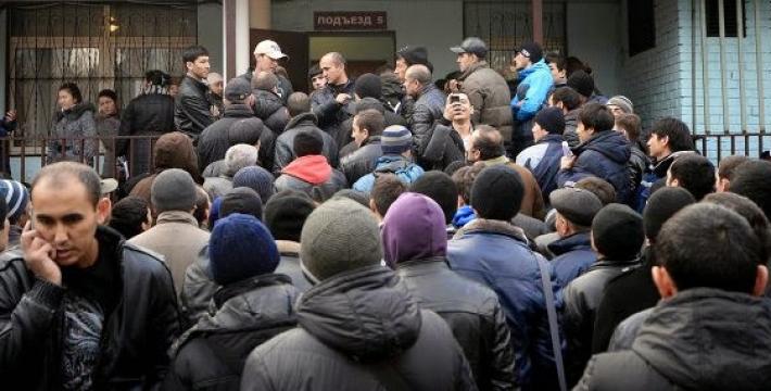 В Москве трудовым мигрантам продлят срок действия патентов