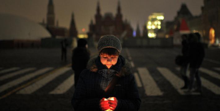 Москва в седьмой раз присоединится к международной акции «Час Земли»
