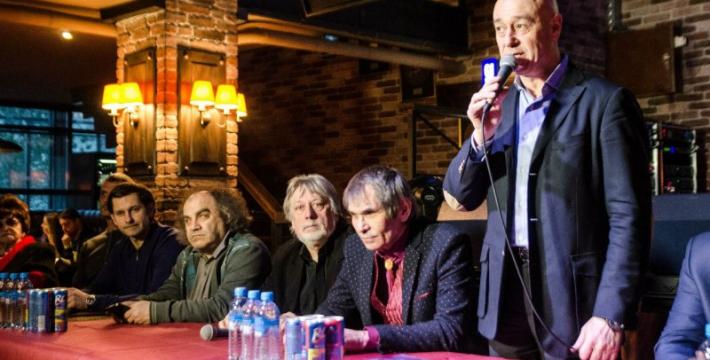В Москве прошел вечер памяти А.Барыкина
