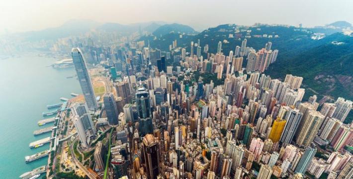 Добро пожаловать в Гонконг!