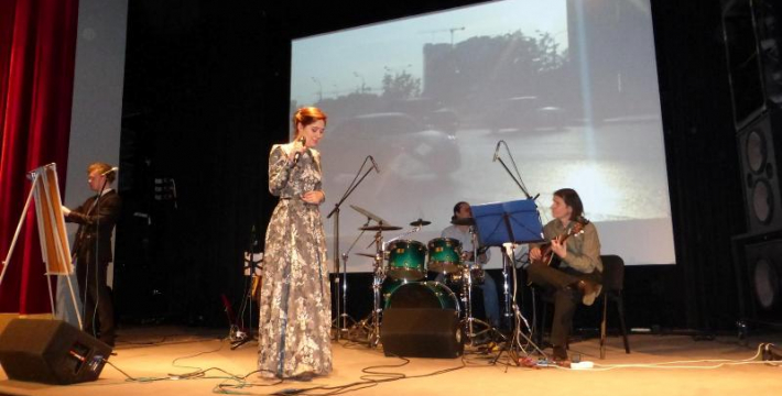 Саша Ирбе: поэтическо-музыкальное путешествие по Москве