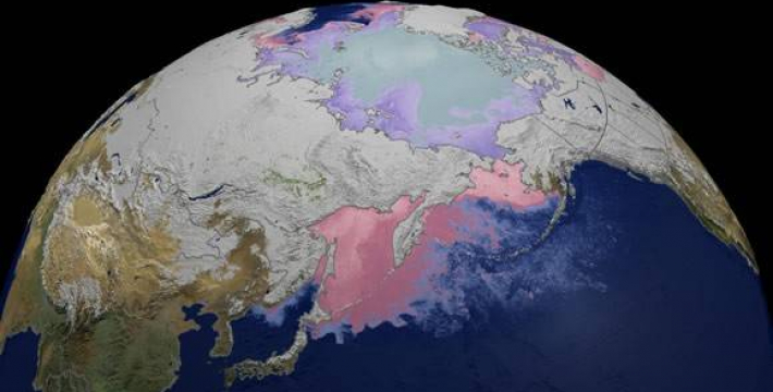 Глобальное похолодание неизбежно….