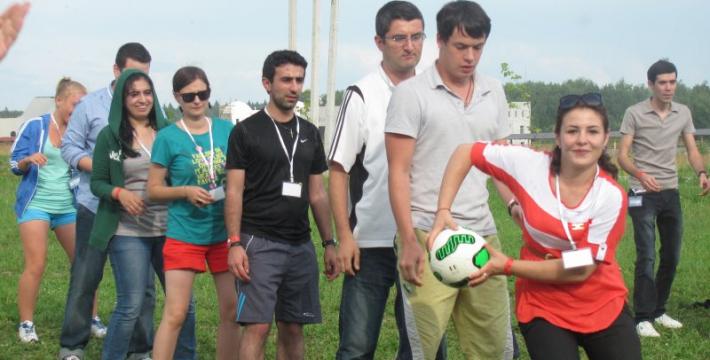 4 июля состоится открытие V-го Международного молодежного лагеря «Дни молодежи Содружества»