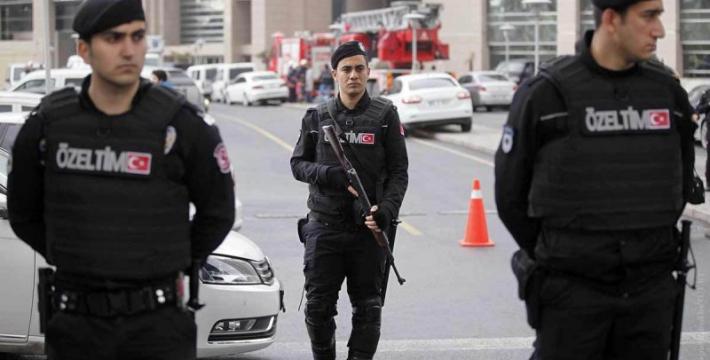В Турции действует «оранжевый уровень» тревоги
