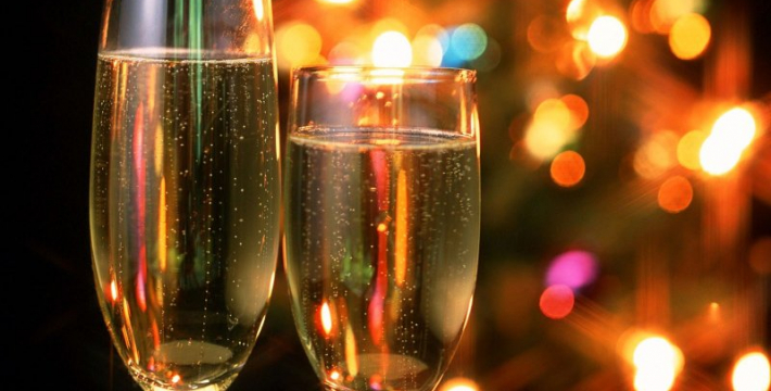 Жители России могут остаться без шампанского на Новый год