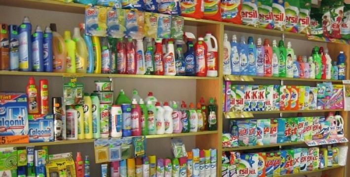 Роспотребнадзор запретит импортные моющие средства