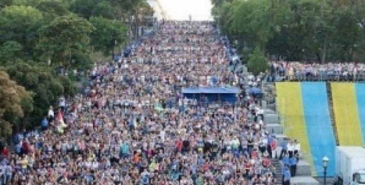 В Одессе 2 сентября на Потемкинской лестнице состоится грандиозный Опера-гала концерт