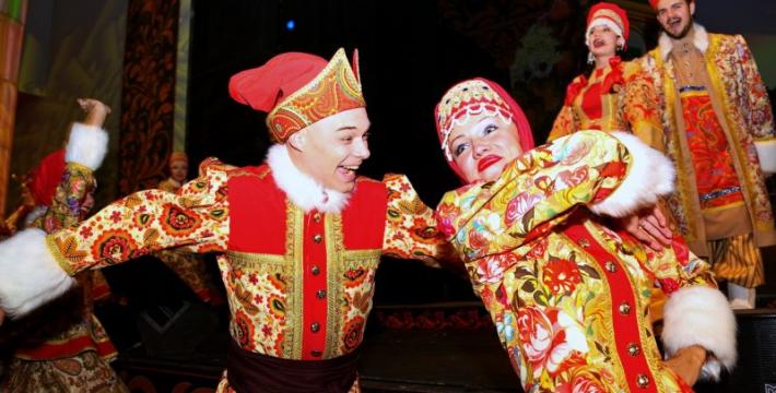 Театр «Русская песня» открыл новый театральный сезон