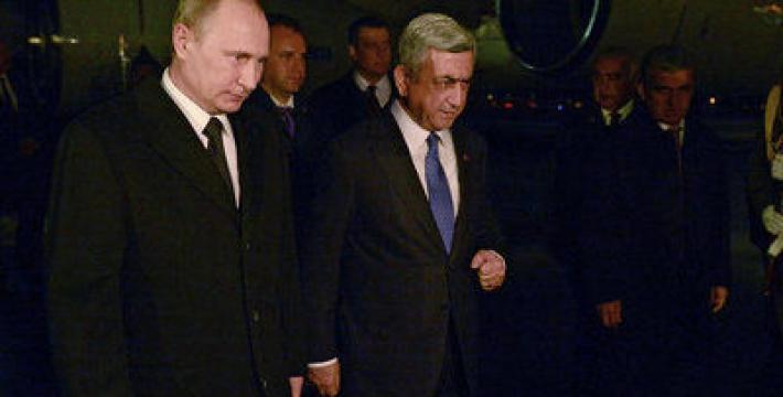Армения получит от России скидку на газ