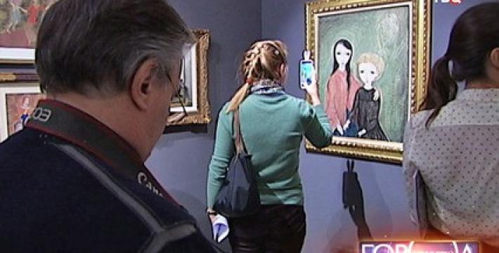ГМИИ им. А.С. Пушкина открывает выставку мастеров Парижской школы