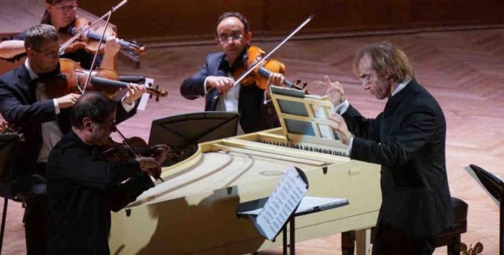 Цикл концертов к юбилею Фабио Мастранджело открылся под музыку Вивальди