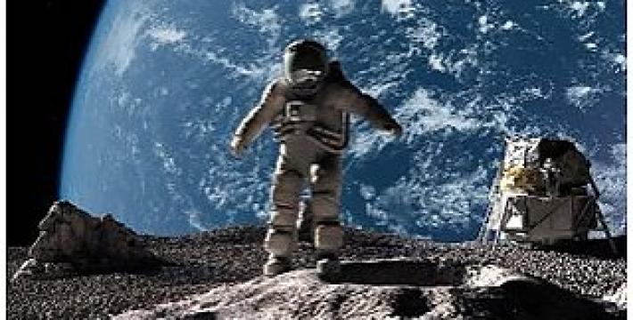 Европейское космическое агентство назвало дату полета человека на Луну