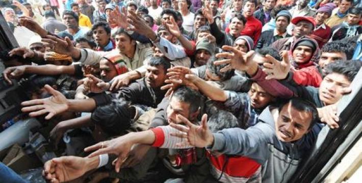 В ЕС депортируют 400 тысяч мигрантов