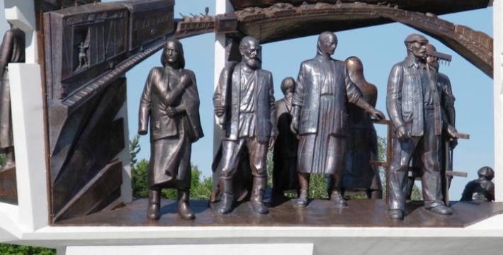 В Уфе откроют самый большой в России памятник труженикам тыла