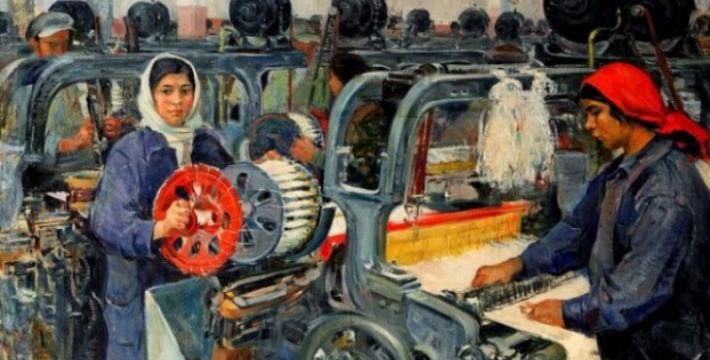 Современные художники и мастера соцреализма