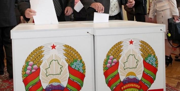 ЦИК Белоруссии: на выборах президента проголосовали 40% избирателей