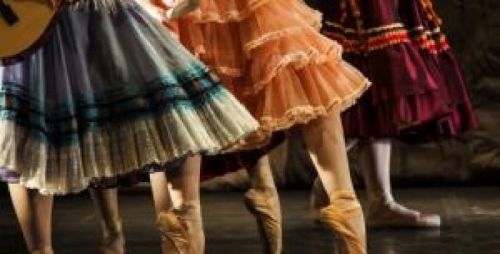 Астраханский балет пригласили в Англию