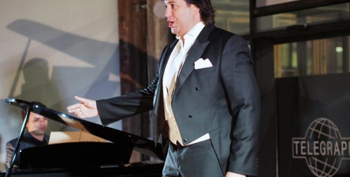 Заключительный концерт Opera Yard прошел 9 октября в DI Telegraph