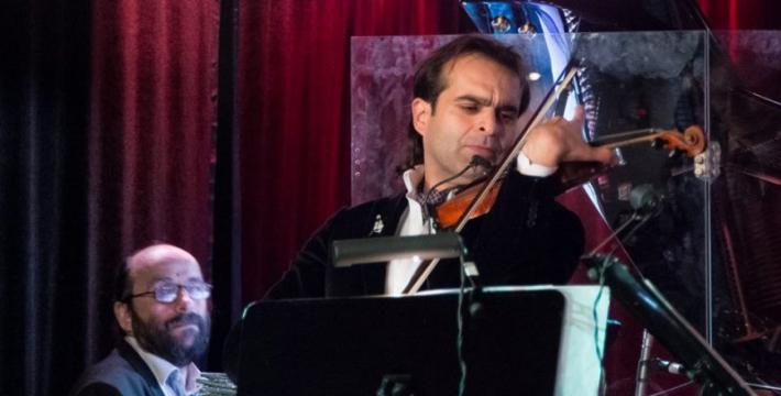 В Москве Анар Юсифов представил проект «Времена года – Времена джаза»