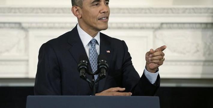 Обама поручил начать процесс снятия санкций с Ирана
