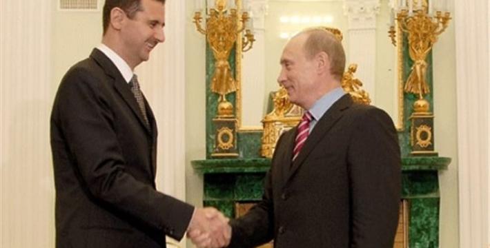 Калашников: визит Асада в Москву усиливает позиции РФ по разрешению сирийского кризиса